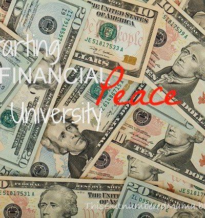 Starting Financial Peace University