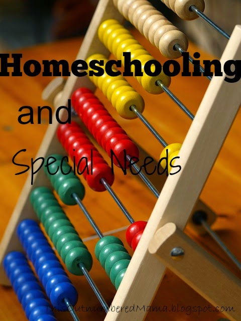 Homeschooling and Special Needs