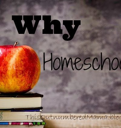 Why Homeschool?
