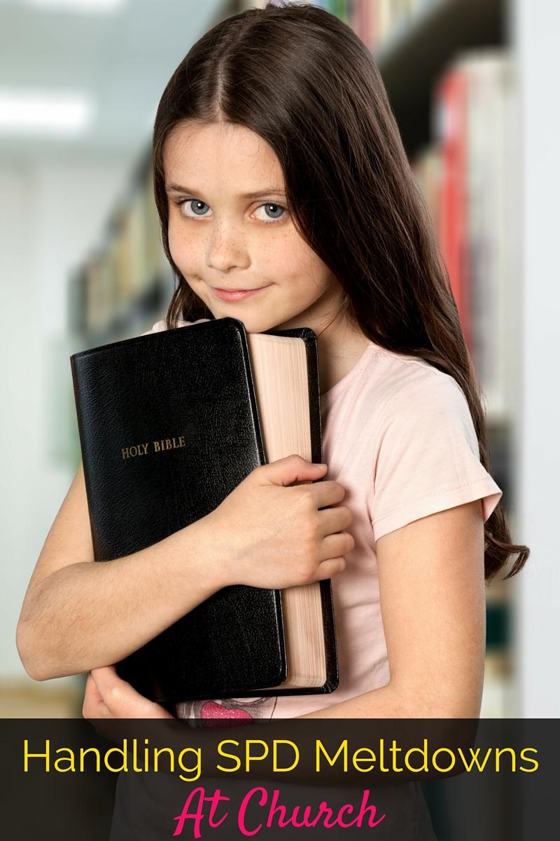 Handling Sensory Processing Disorder Meltdowns at Church