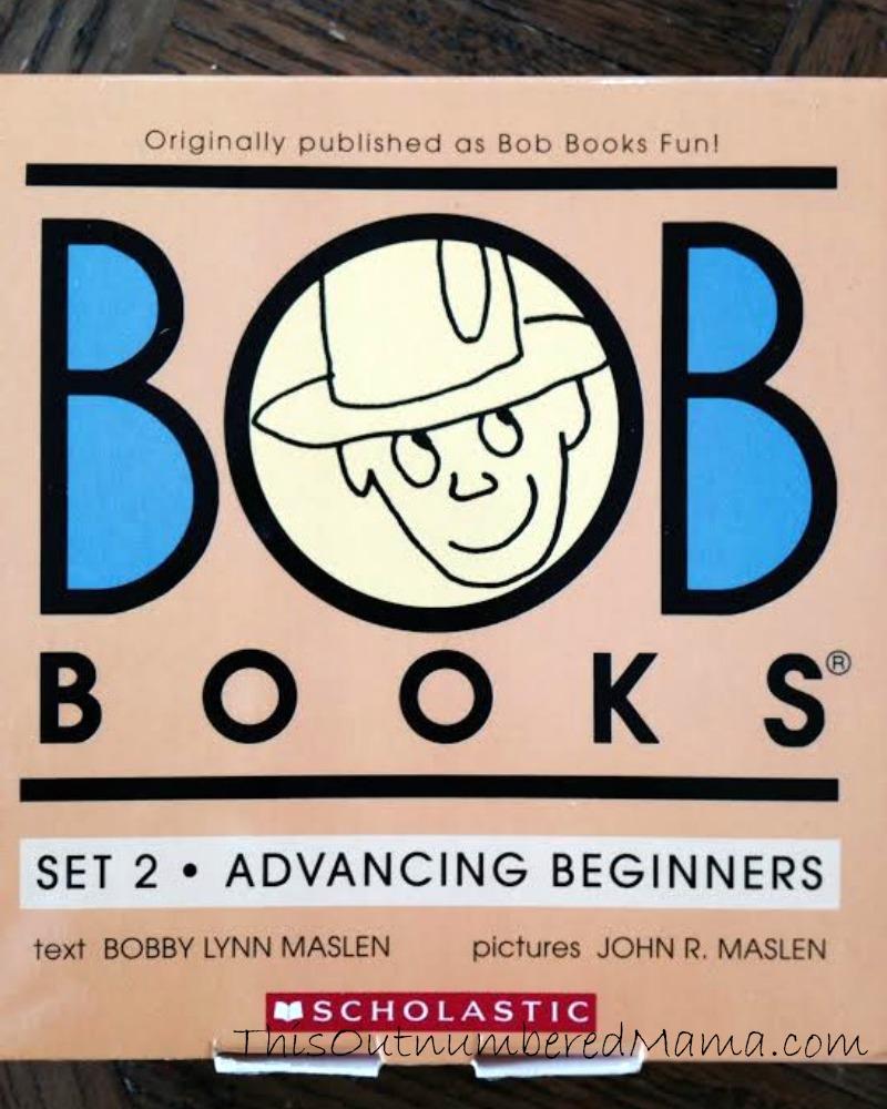 Bob Books, Phonics Based Early Readers