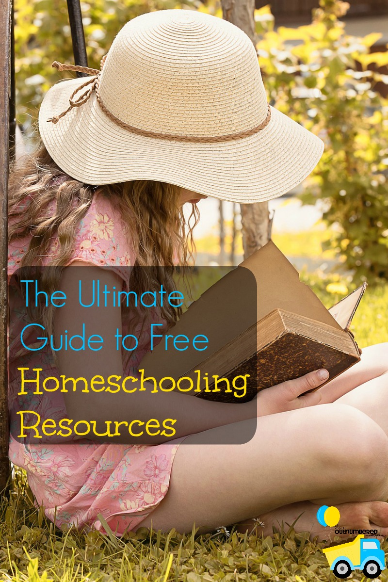 The Ultimate Guide to Free Homeschooling Resources