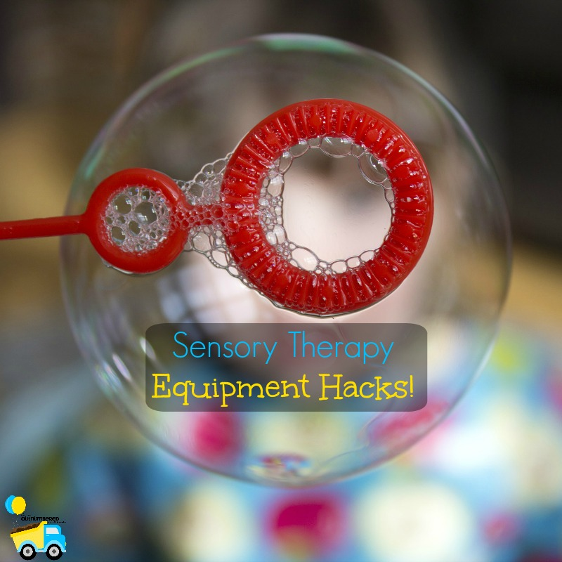 Sensory Therapy Equipment Hacks