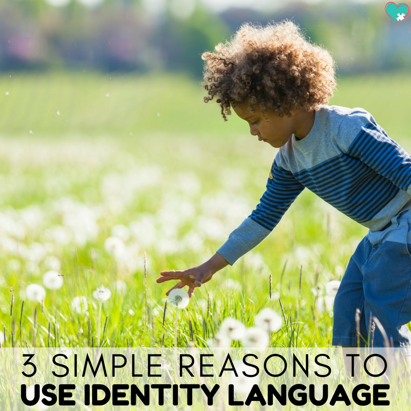 3 Simple Reasons to Use Identity Language (From an Autistic Mom of an Autistic Kiddo)