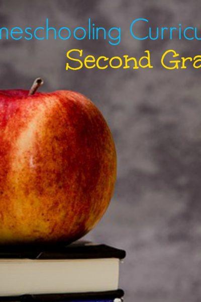 Homeschooling Curriculum Second Grade