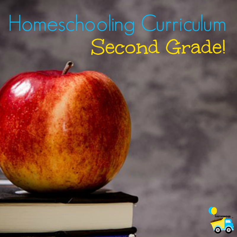 Homeschooling Curriculum Second Grade