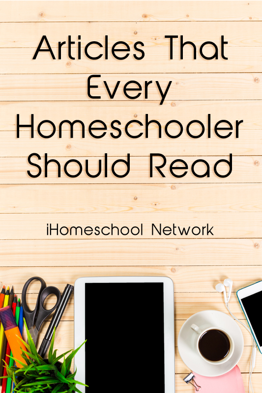 Must Read Posts When You're Overwhelmed By Homeschooling