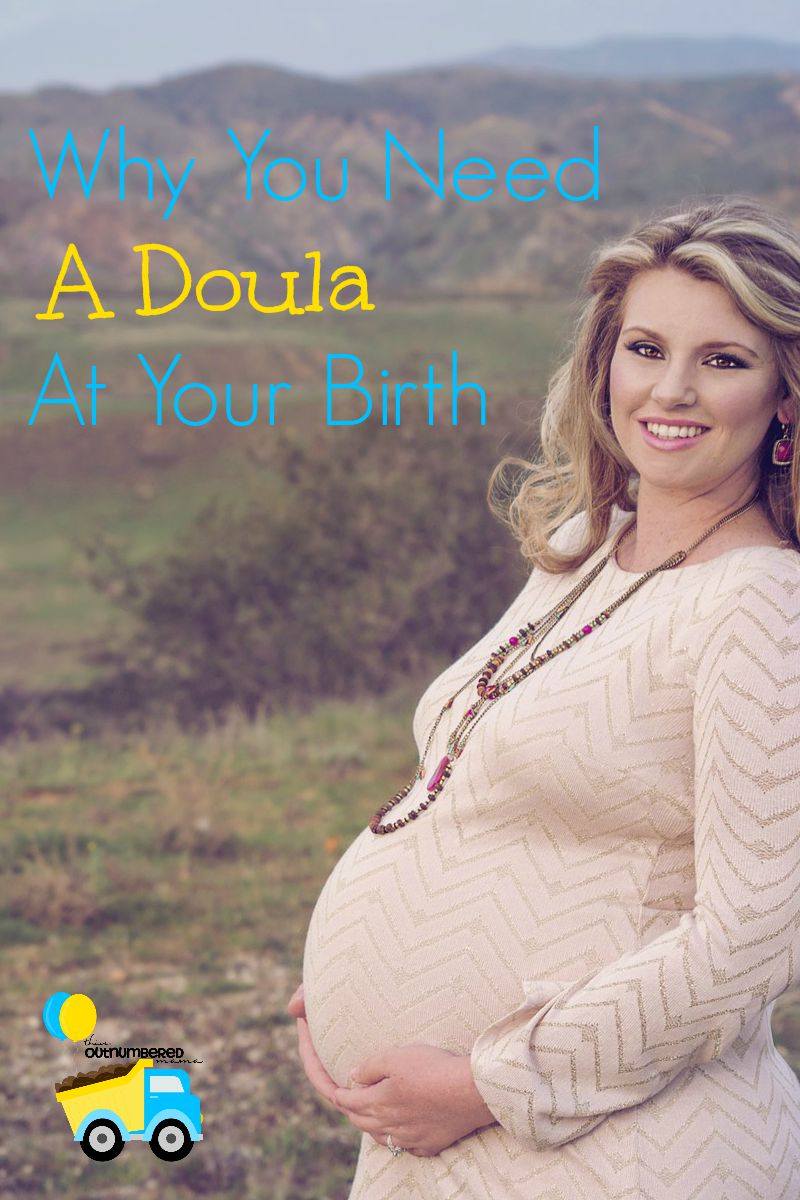 Why You Need A Doula At Your Birth