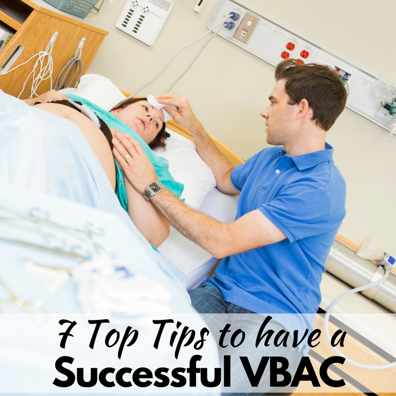 7 Top Tips to Have a Successful VBAC!