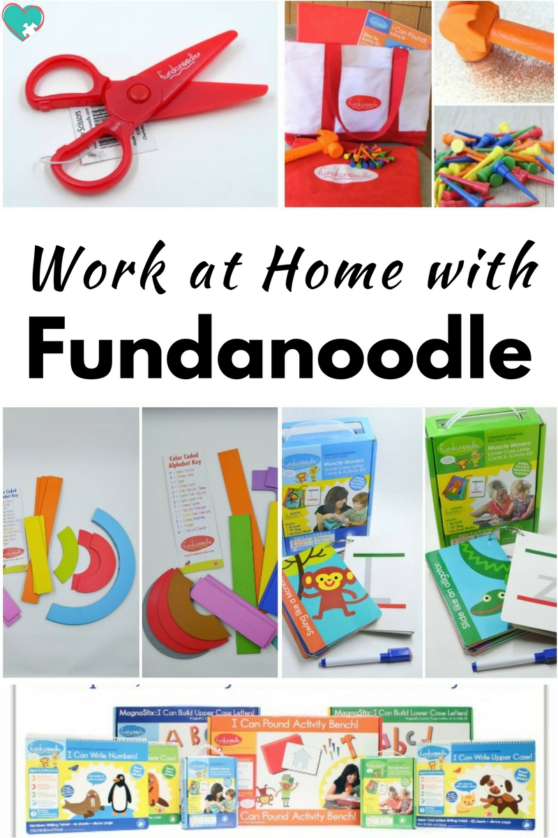 Work at Home with the Fundanoodle Ambassador Program