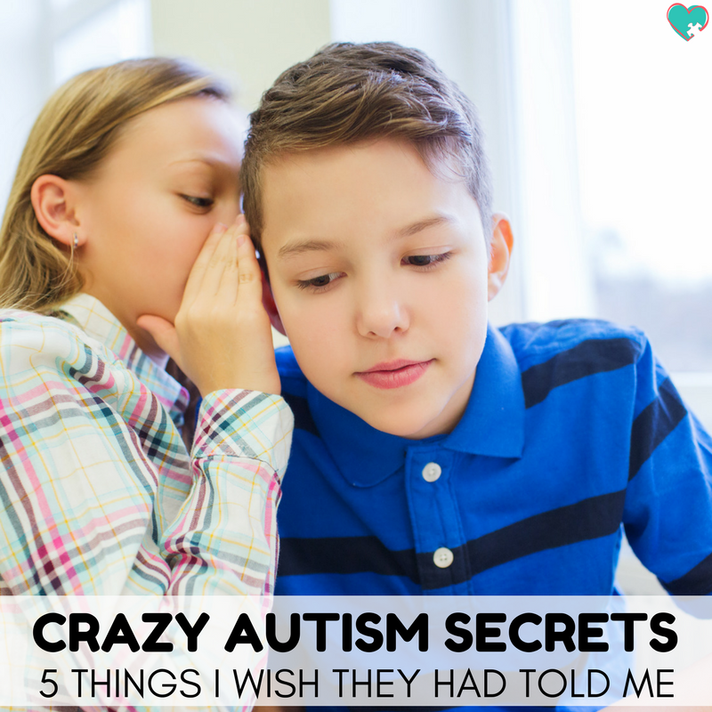An autistic mama of autistic kids is sharing her secrets about what they don't tell you about autism when you get your child's diagnosis (with a free eBook!) #autism #actuallyautistic #autistic #autismmom #autistickids #autismdiagnosis