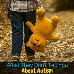An autism mama is sharing her secrets about what they don't tell you about autism when you get your child's diagnosis (with a free eBook!)