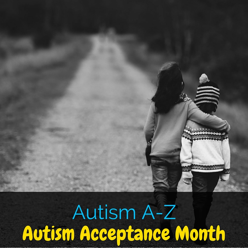 You may have heard of autism awareness month, but I'm aligning with the autistic self advocacy network by promoting autism acceptance month!
