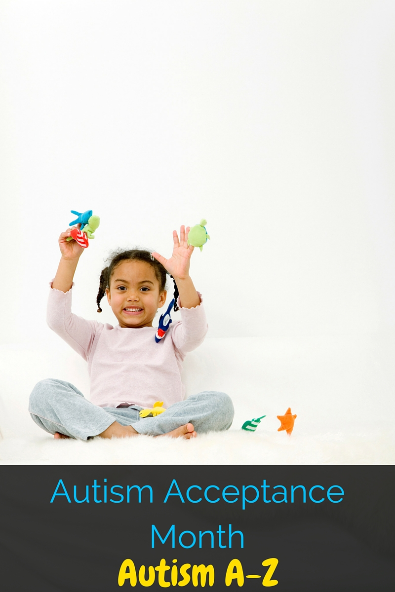 This post has links to the entire Autism A-Z series from This Outnumbered Mama! She covers everything from inclusion, to eating struggles, to therapies and the ugly side of autism. Definitely worth the read!
