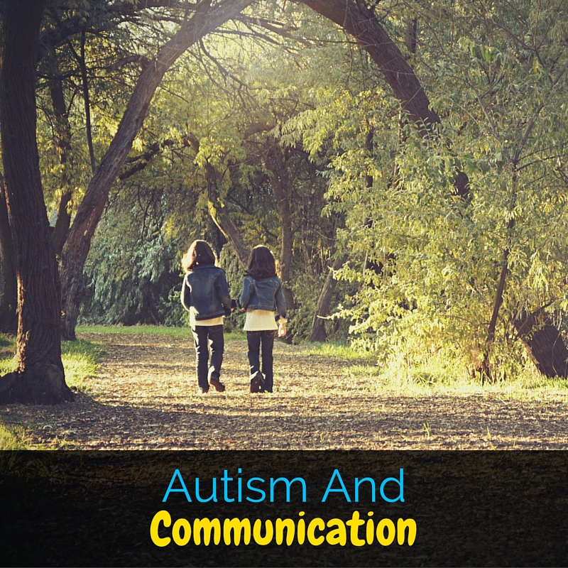 Autism can have an effect on the development of communication, so in this post we have some different things to keep in mind about communication and autism!