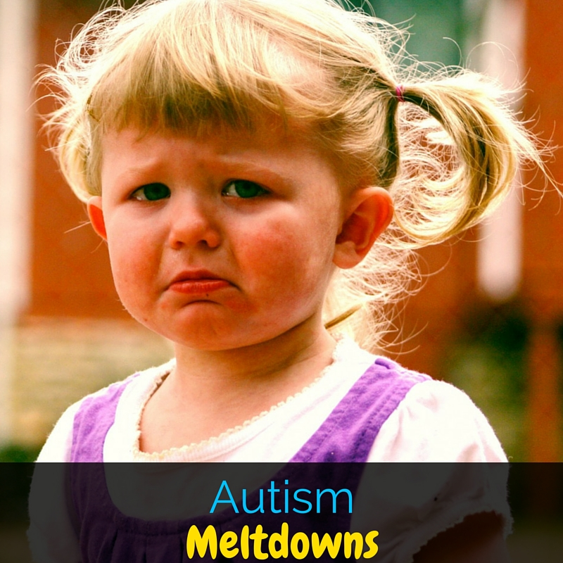 Autism meltdowns can be difficult to understand and handle. With help, they can become more manageable. Here are my top autism meltdown tips!