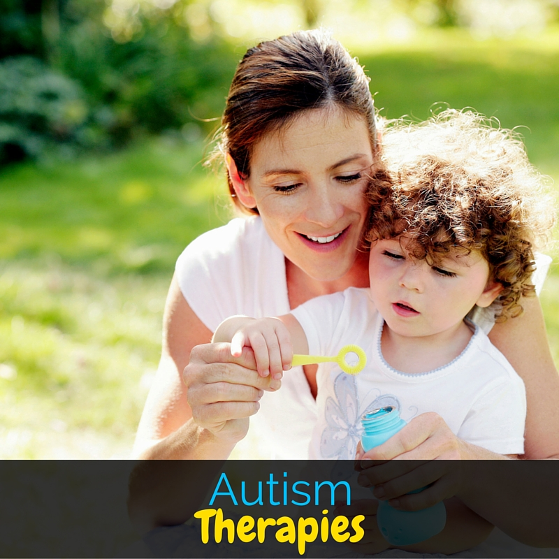 Choosing what autism therapies to pursue for your autistic child can be overwhelming. This post is an overview of different therapy options.