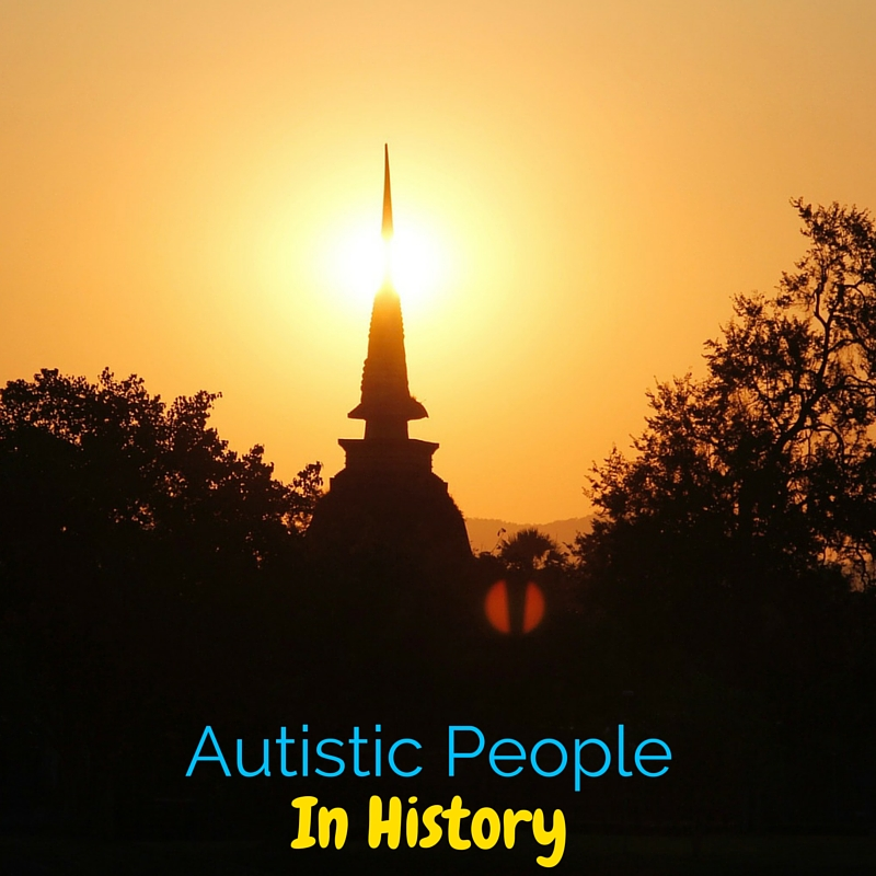 There are many great autistic people in history, and I'm sure you've learned about them. But did your teacher mention they're autistic?