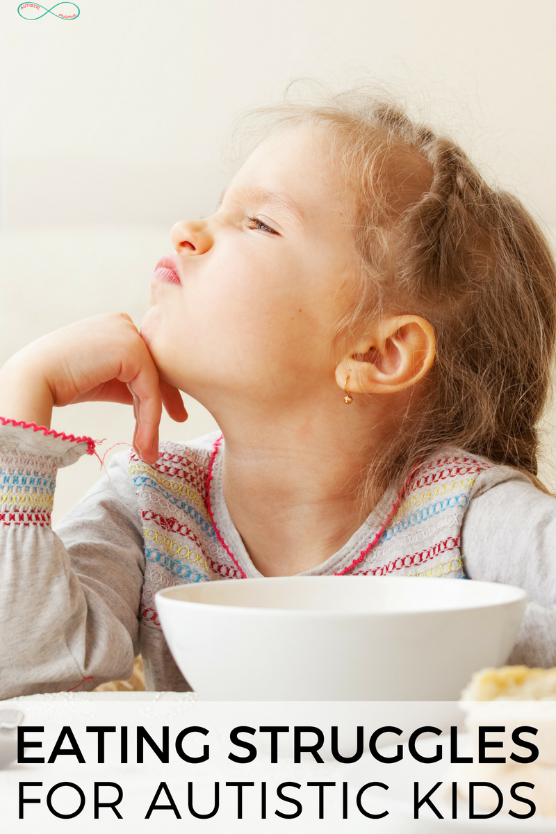 What You Need to Know About Your Autistic Child's Eating Struggles