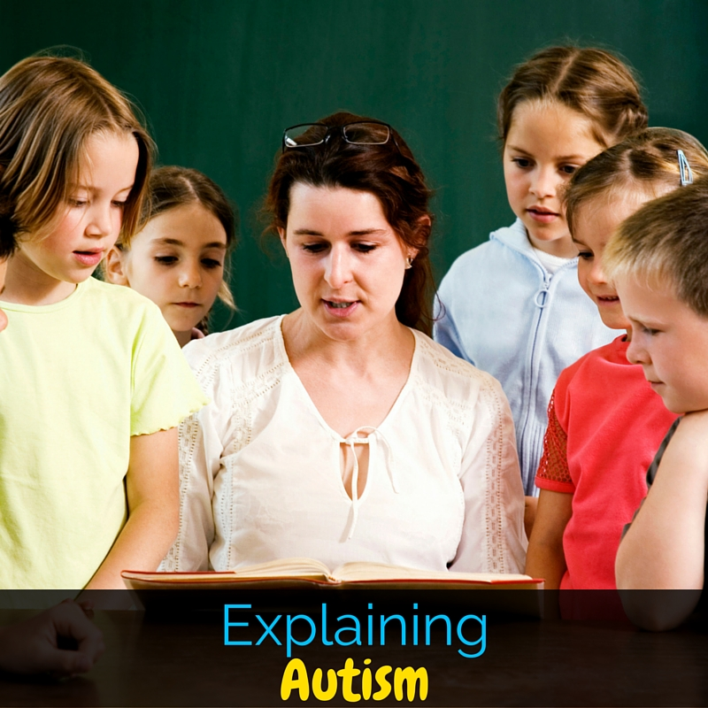 Explaining autism to family and friends, children, and even strangers can be a big part of your life after a diagnosis, but it isn't always easy!