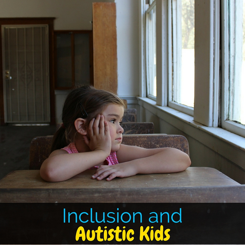 Inclusion has been shown to be the most beneficial classroom environment for autistic kids and typical children. In this post you can learn all about why and how of inclusion.