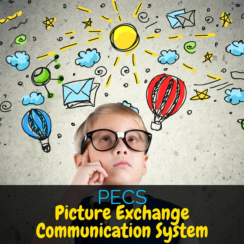 PECS or picture exchange communication system can be a really useful tool in helping autistic children communicate. This post is the go to guide on PECS!