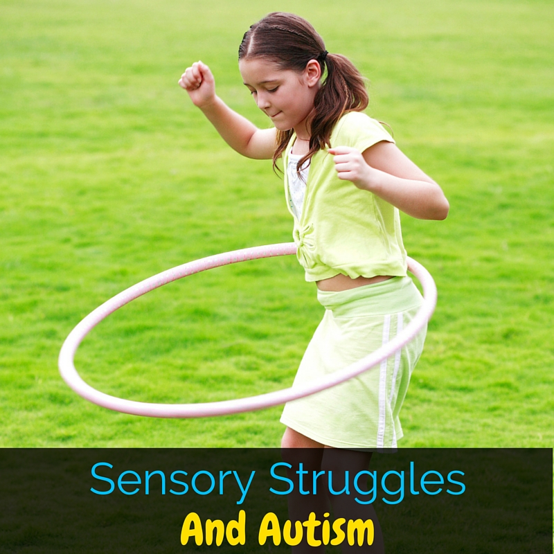 Sensory struggles are common for autistic people, so I'm covering the seven (yes seven) senses and what we can expect and how to help.