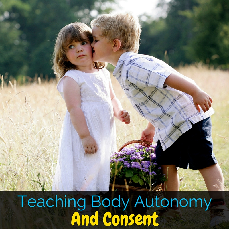 Teaching Body Autonomy and Consent