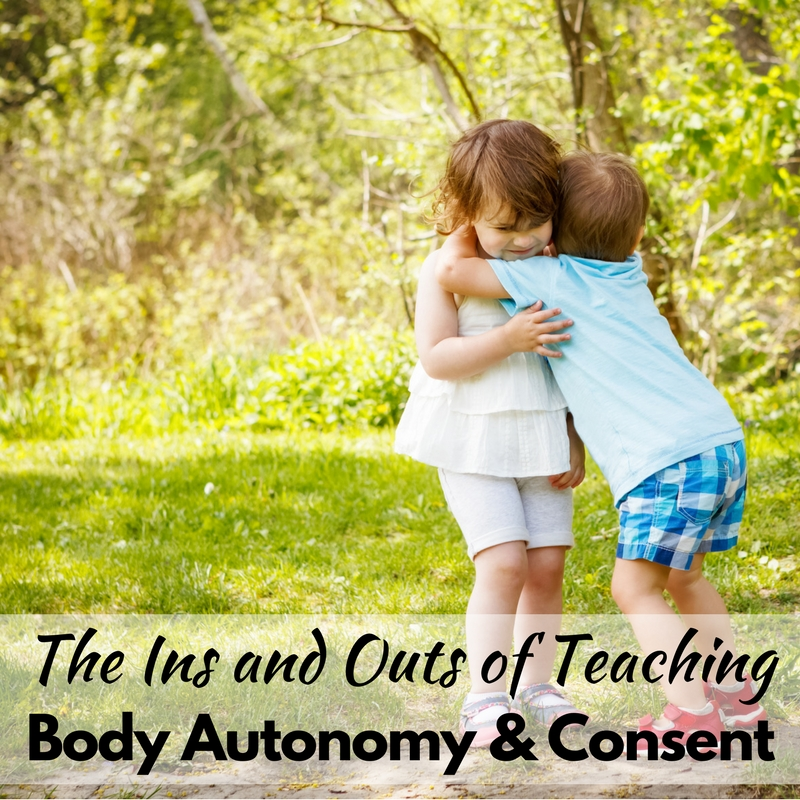 The Ins and Outs of Teaching Body Autonomy and Consent
