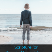Scripture for Special Needs Moms is a 14 day devotional that offers encouragement for special needs moms on the difficult days.