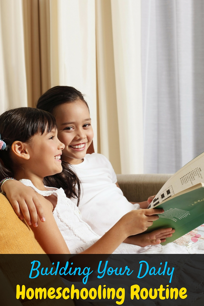 Building Your Daily Homeschool Routine