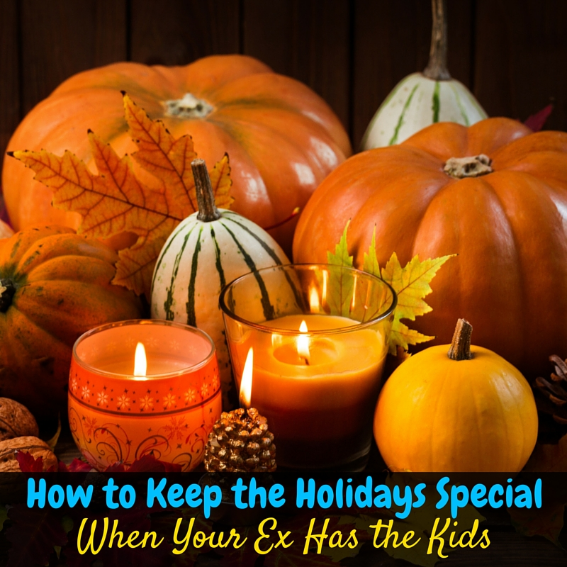 The hardest part of coparenting is spending holidays without the kids. These are the best ways to keep the holidays special when your ex has the kids.