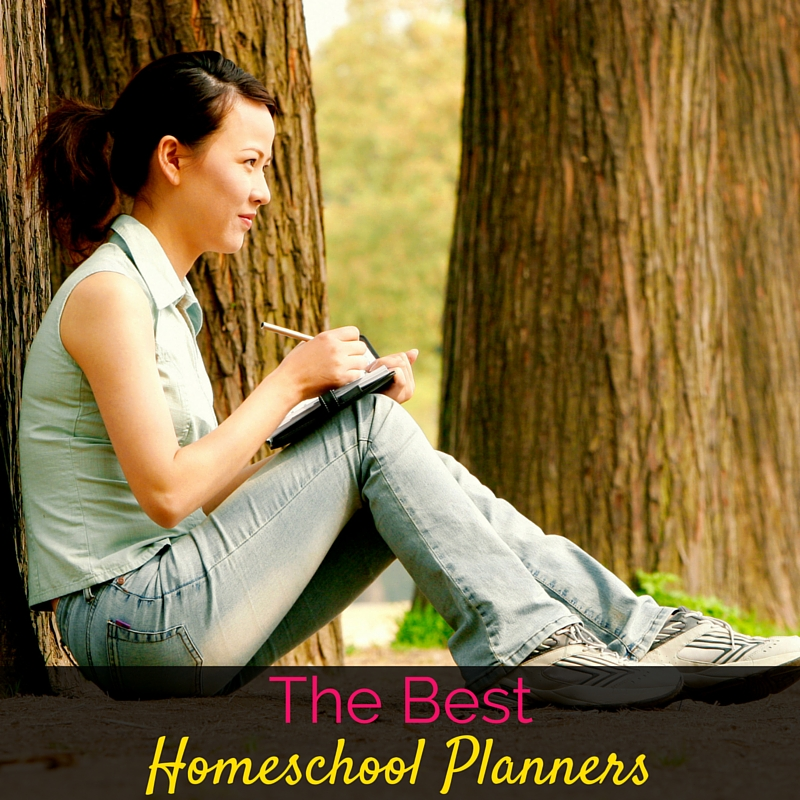 Every mom needs a fantastic homeschool planner to face the back to homeschool prep season! This post outlines the best homeschool planners available!