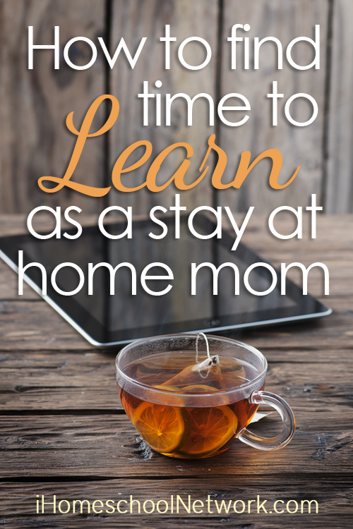 Making time for blogging education with kids around can be really difficult. These are my best tips as a mom blogger of four young homeschooled kids!