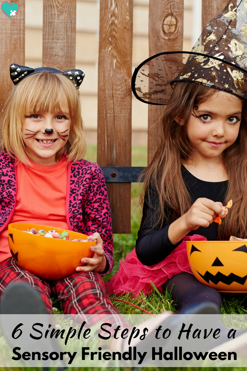 6 Simple Steps to Have a Sensory-Friendly Halloween