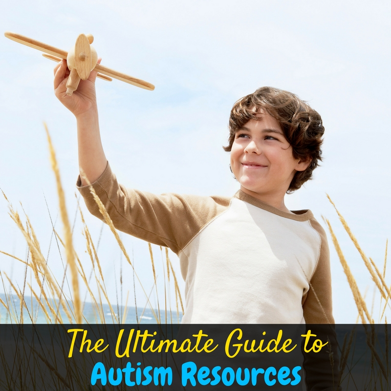 When your child gets an autism diagnosis, it can be scary and overwhelming. But with this ultimate guide to autism resources, you'll be a pro in no time!