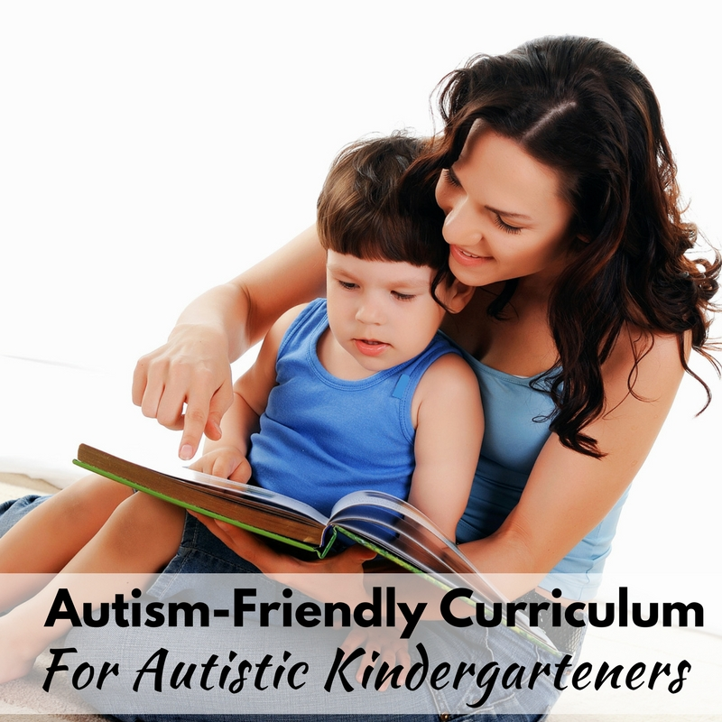 Autism-Friendly Curriculum for Autistic Kindergarteners