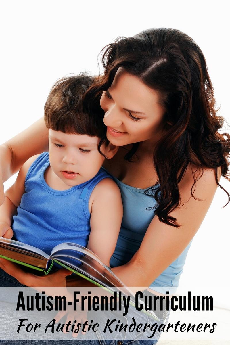 Autism-Friendly Curriculum for Autistic Kindergarteners