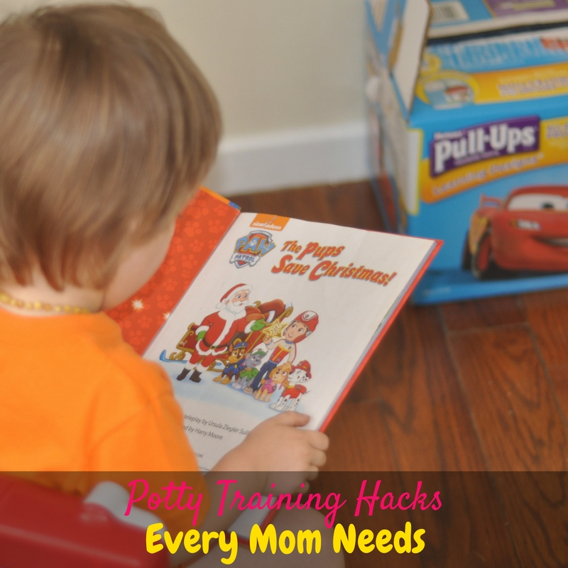 Potty Training Hacks Every Mom Needs