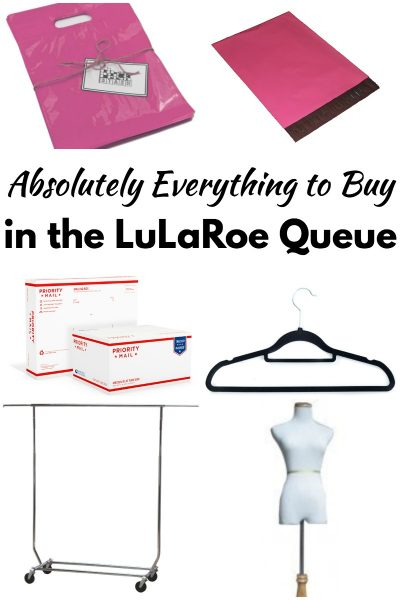 Absolutely Everything You Need to Buy in the LuLaRoe Queue
