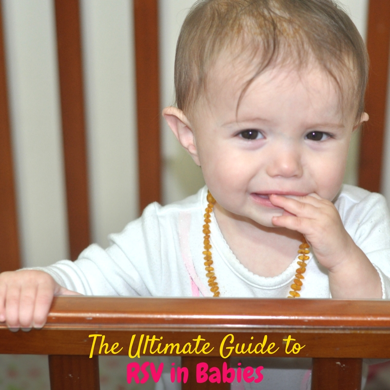 This is THE Ultimate guide to RSV in babies! Prevention, Recognizing, it's all here!