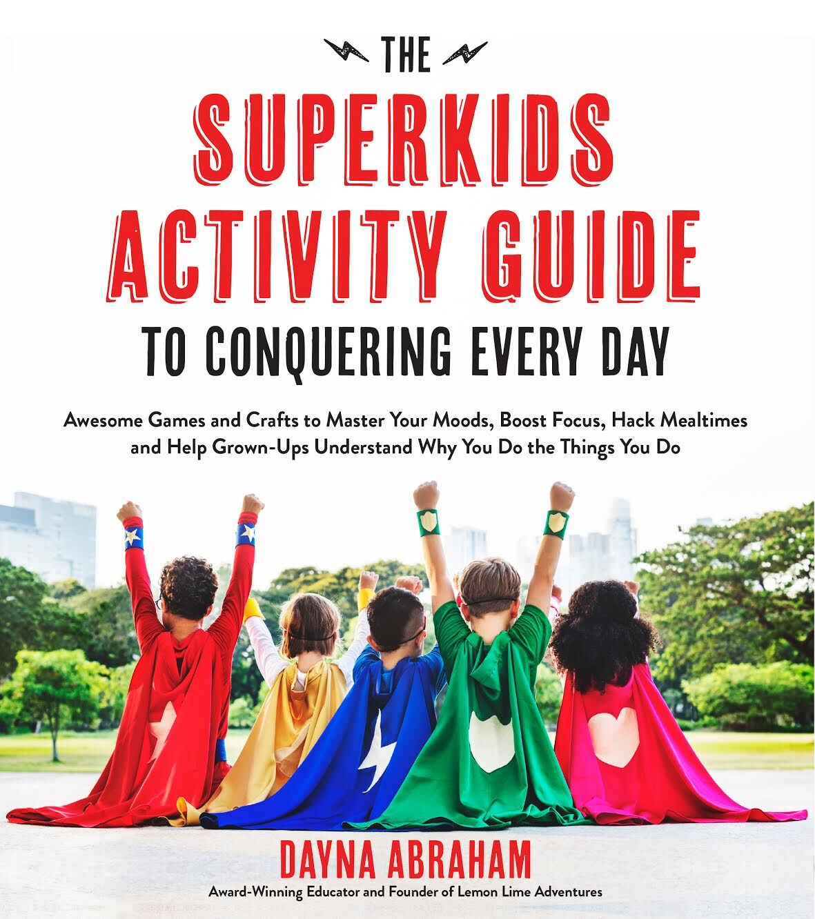 The Superkids Activity Guide!