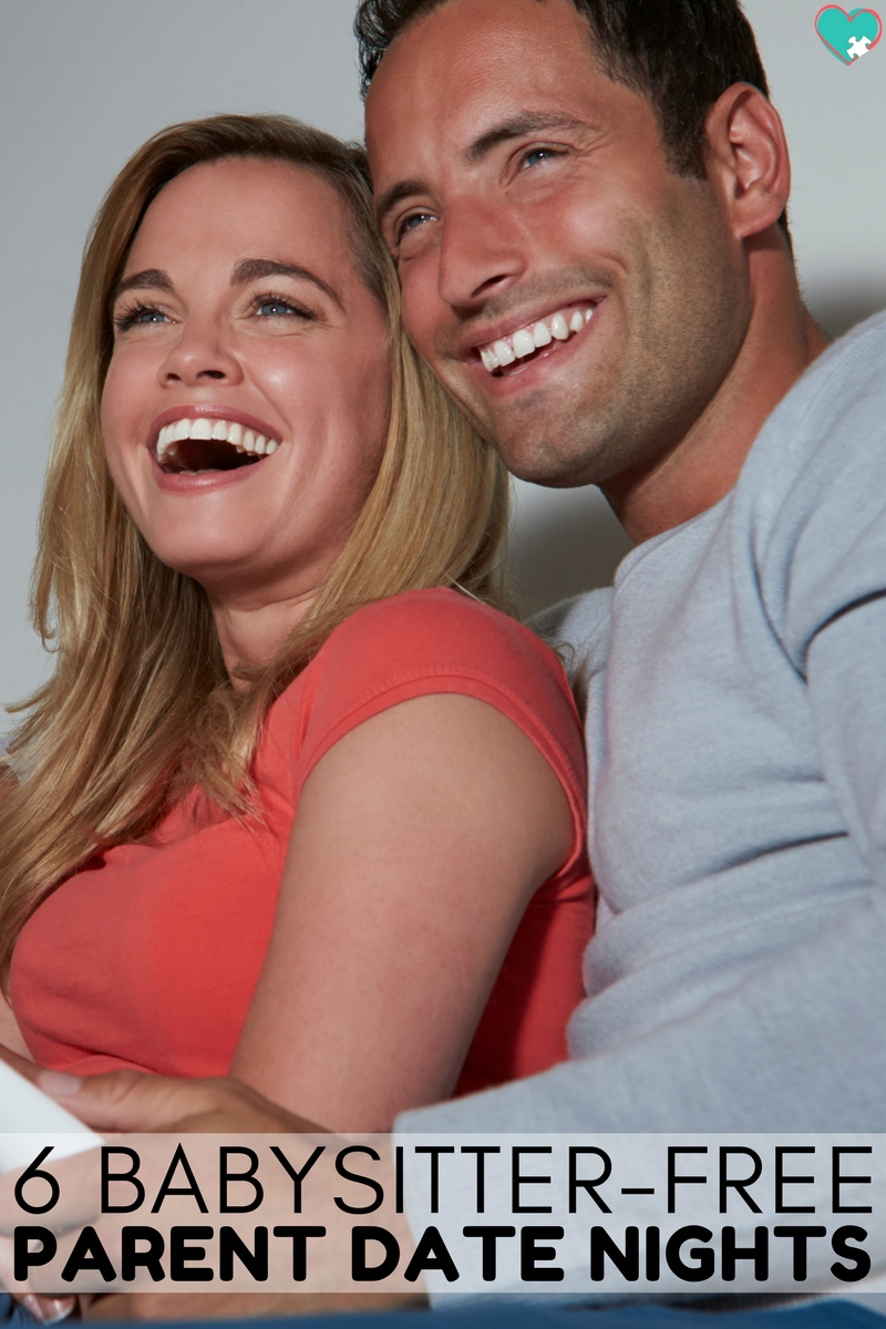 6 Super Fun Date Nights for Parents with No Babysitter
