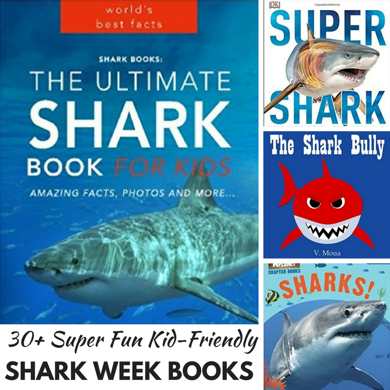 The Ultimate Shark Book for Kids PLUS Amazing Shark Photos Shark Books