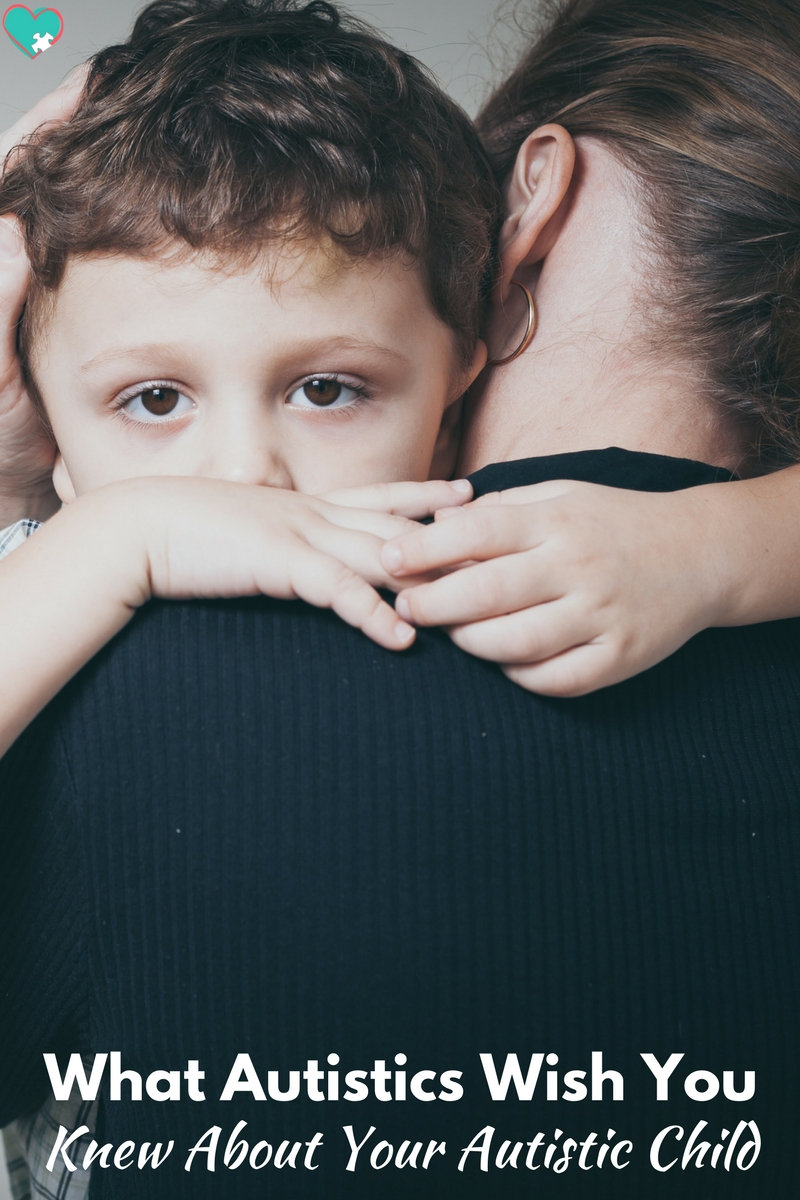 What Autistics Wish You Knew About Your Autistic Child