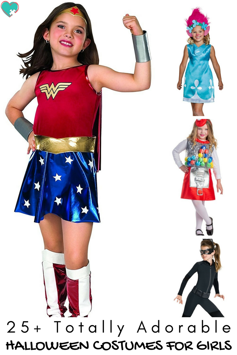 25 totally adorable halloween costumes for girls
