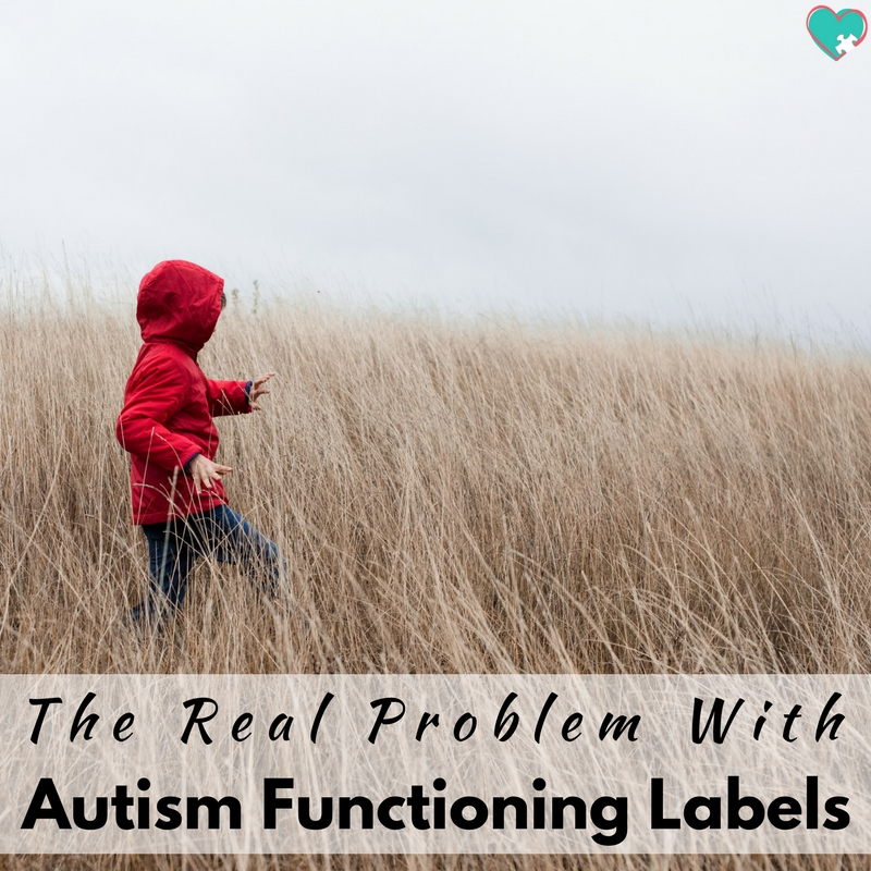 The Real Problem with Autism Functioning Labels