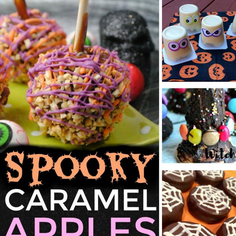 50+ Spooky & Fun Halloween Snacks for Kids