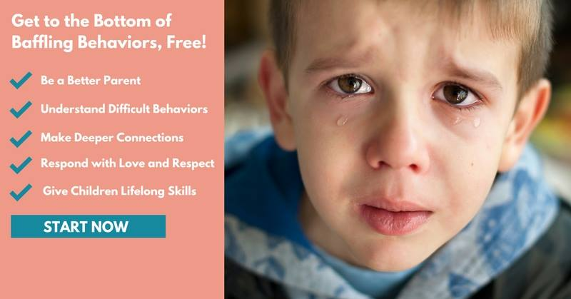 Get to the bottom of your child's baffling behaviors with this powerful workshop!