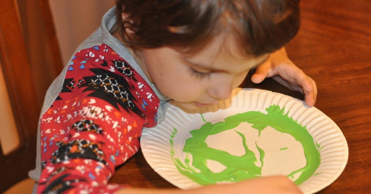 Super Simple Halloween Frankenstein Craft for Kids
